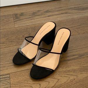 Who what wear sandal heels